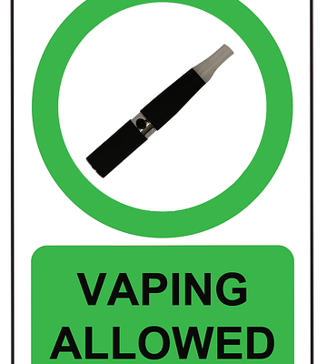 Vaping chaper than smoking